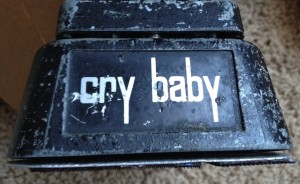 crybaby front